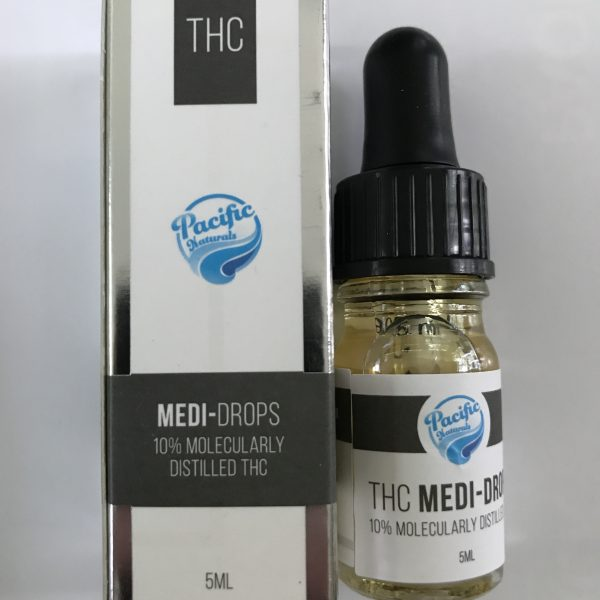 THC MediDrops Pacific Gas Co