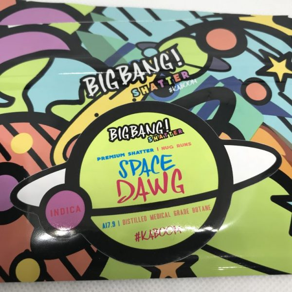 Space Dawg | Big Bang Shatter