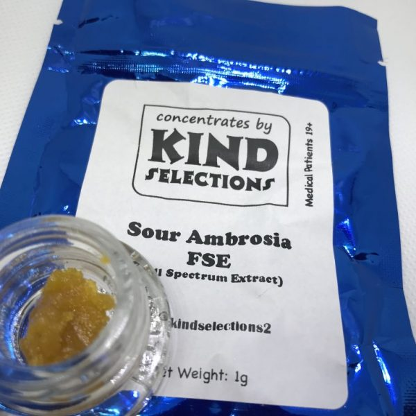 Sour Ambrosia FSE (Full Spectrum Extract) | Kind Selections