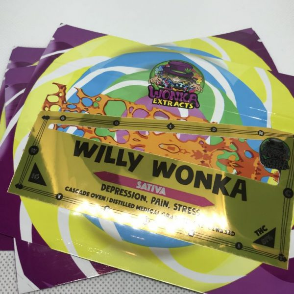 Willy Wonka | Wonka Extracts