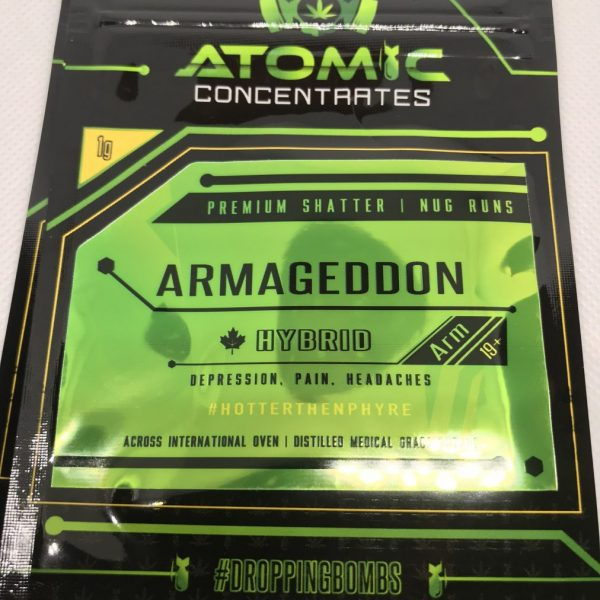 Armageddon | Atomic Concentrates