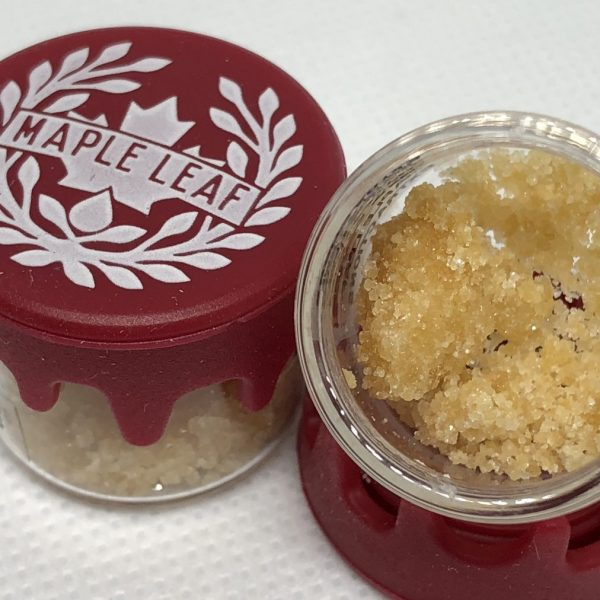 POG Kush Wax HTC/HCE | Maple Leaf Extractions