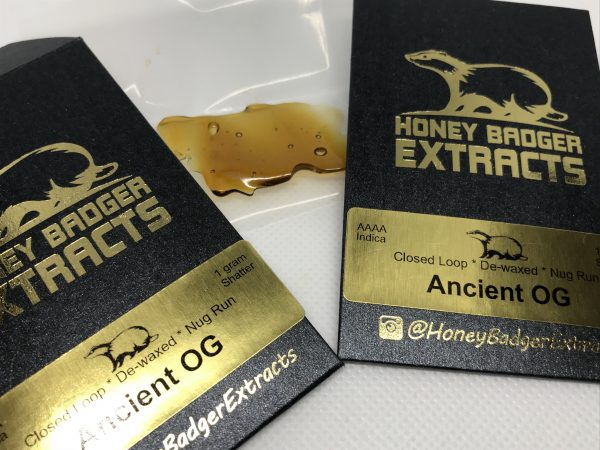 Ancient OG | Honey Badger Extracts