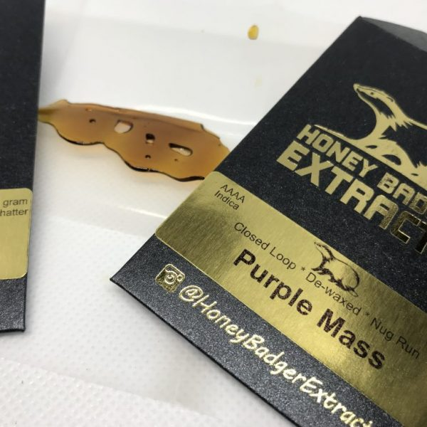 Purple Mass | Honey Badger Extracts