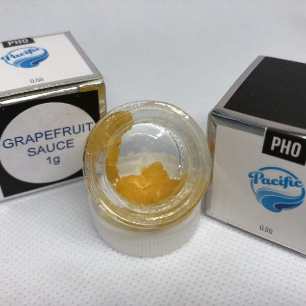 Grapefruit 1G Sauce | Pacific Gas Co.