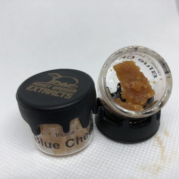 BLUE CHEESE SUGAR WAX