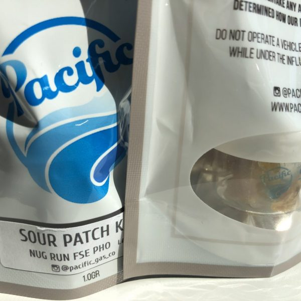 Sour Patch Kiss Wax | Pacific Gas Co