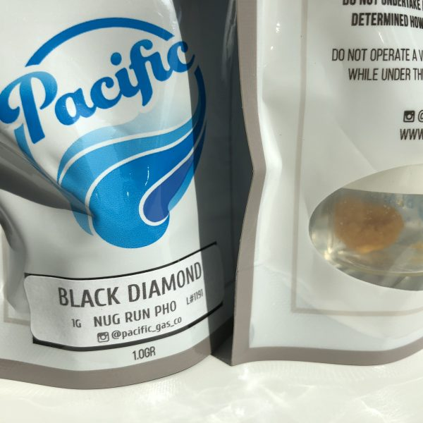 Black Diamond Wax | Pacific Gas Co