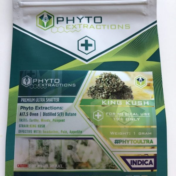 King Kush | PHYTO Extraction