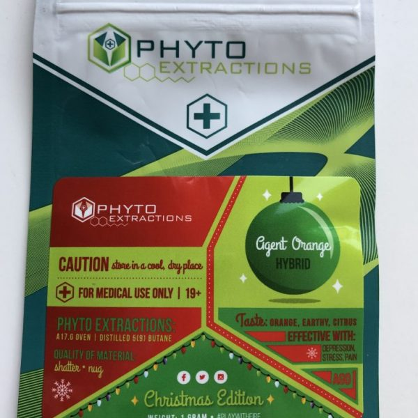 Agent Orange | PHYTO Extraction