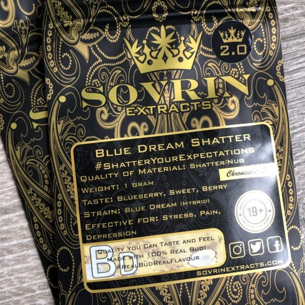 Blue Dream | Sovrin Extracts