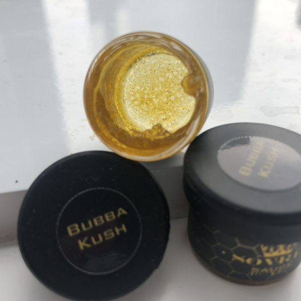 Bubba Kush Sauce | Sovrin Extracts