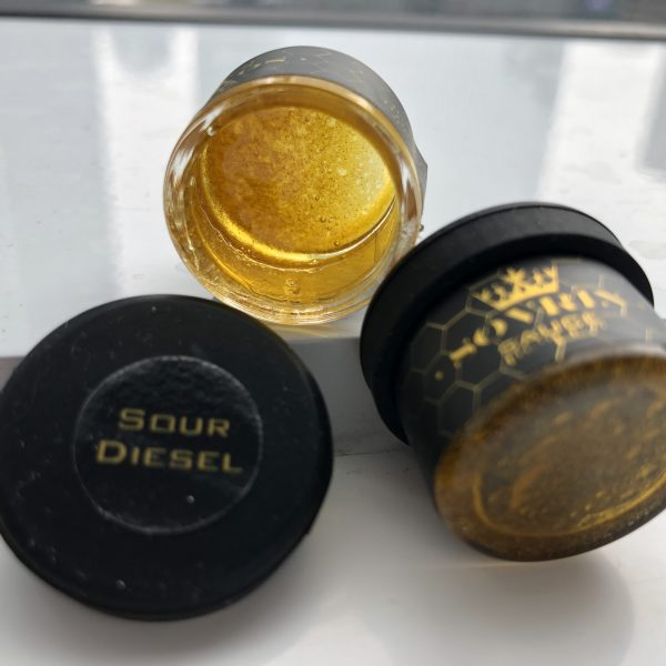 Sour Diesel Sauce | Sovrin Extracts