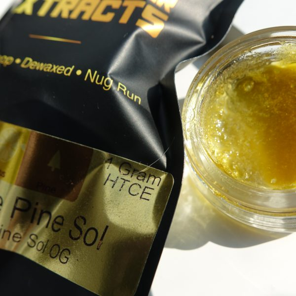Orange Pine Sol HTCE Honey Badger Extracts