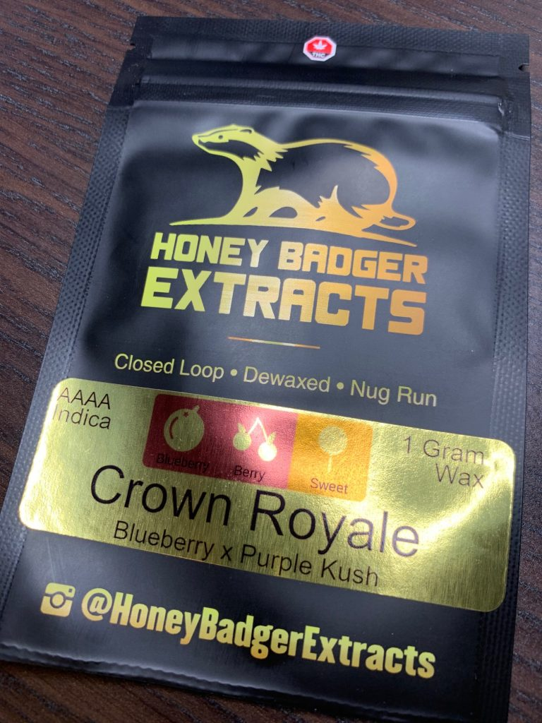 Crown Royale Wax | Honey Badger Extracts