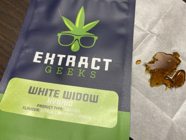White Widow Shatter | Extract Geeks