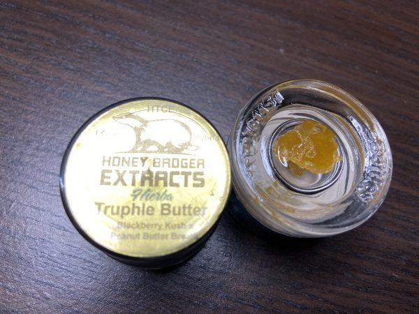 Truffle Butter HTCE | Honey Badger Extracts