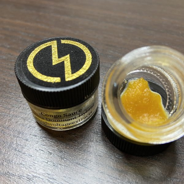 Congo Sauce | HighVoltage Extracts
