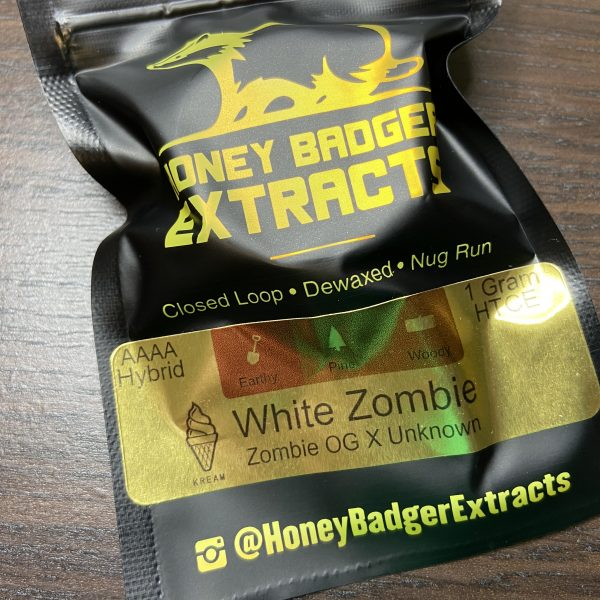 White Zombie HTCE | Honey Badger Extracts