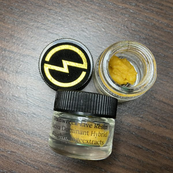 Trainwreck Live Resin | HighVoltage Extracts