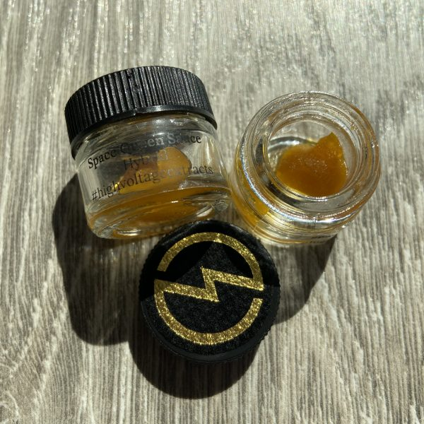 Space Queen Sauce | HighVoltage Extracts