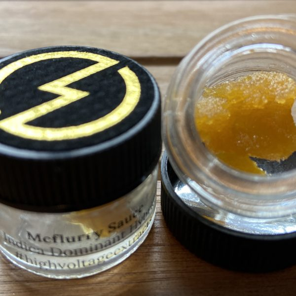 Mcflurry Sauce | HighVoltage Extracts