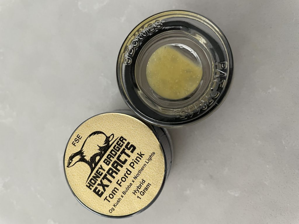 Tom Ford Pink FSE | Honey Badger Extracts