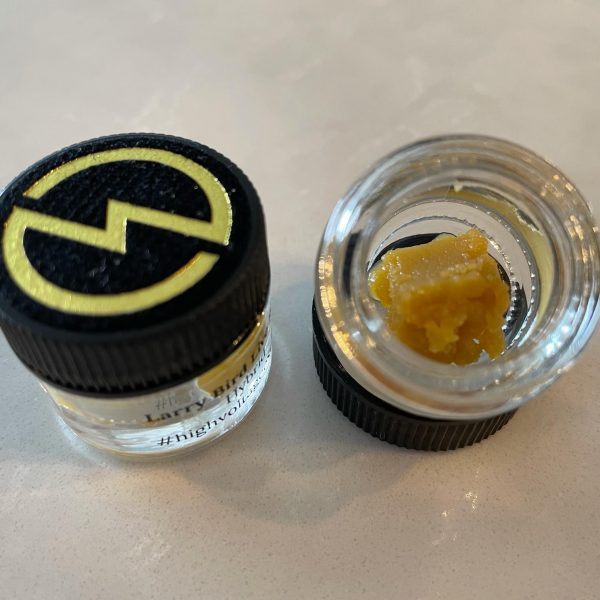 Larry Bird (Hybrid) Live Resin | High Voltage Extracts