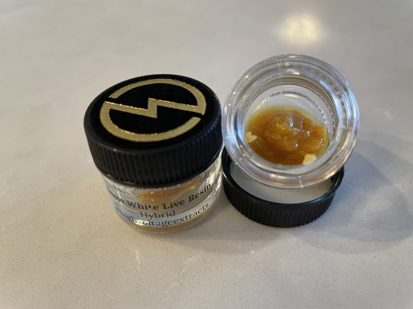 Snow White (Hybrid) Live Resin | High Voltage Extracts