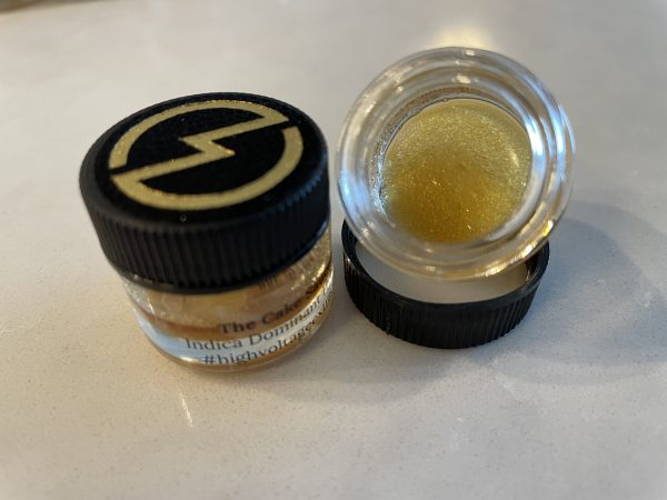 The Cake (Indica Hybrid) Sauce | High Voltage Extracts