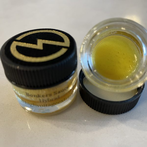 Bonkers (Hybrid) Sauce | High Voltage Extracts