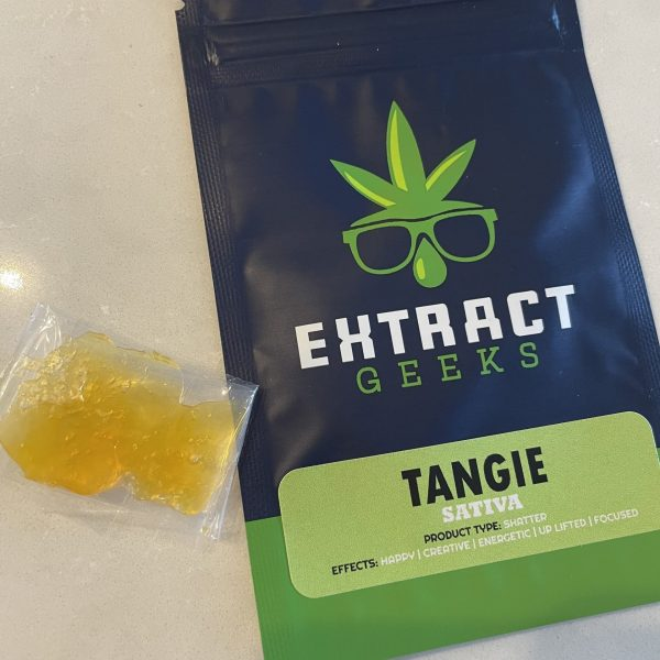 Tangie Shatter | Extract Geeks