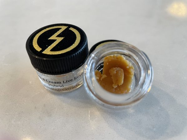 Cookies & Cream (Hybrid) Live Resin | High Voltage Extracts