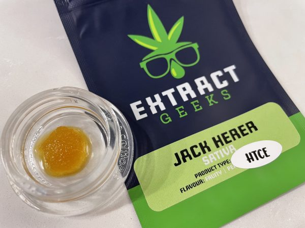 Jack Herer FSE/HTCE   Extract Geeks