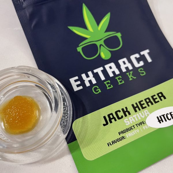 Jack Herer FSE/HTCE | Extract Geeks